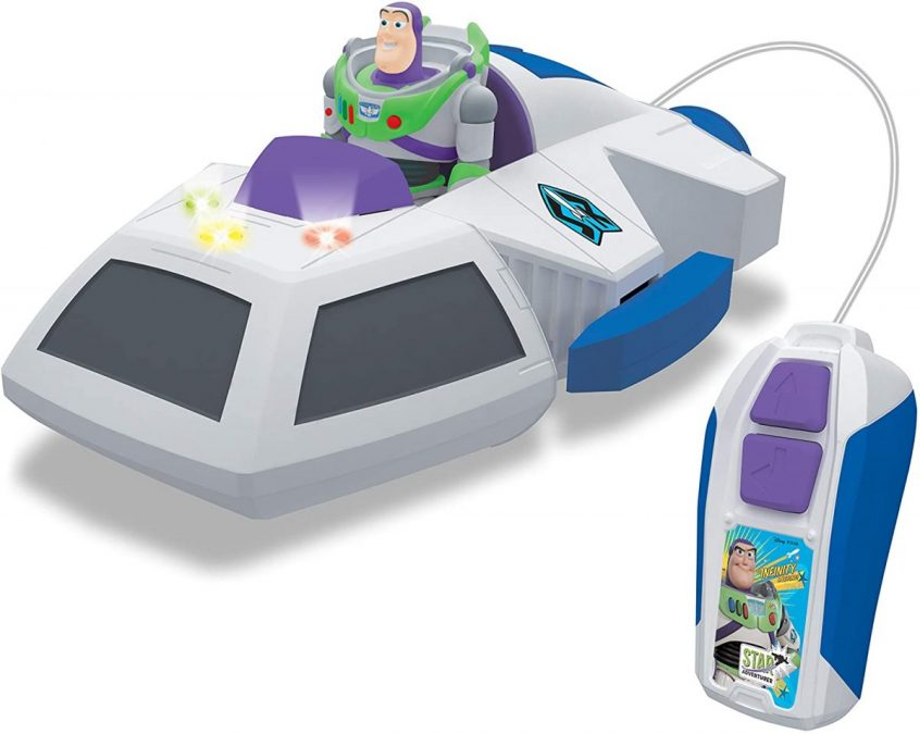 Toy Story 4 Nave Buzz RC scaled SuperChollos