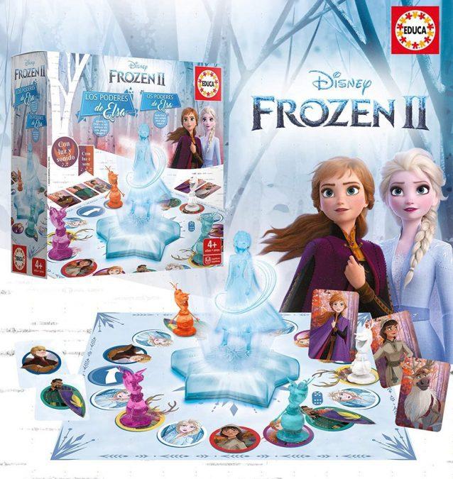 Frozen II Los Poderes de Elsa barato scaled SuperChollos