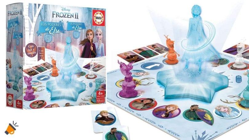 oferta Frozen II Los Poderes de Elsa barato SuperChollos