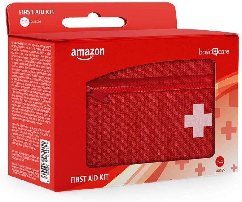 Kit primeros auxilios Amazon Basic Care barato SuperChollos