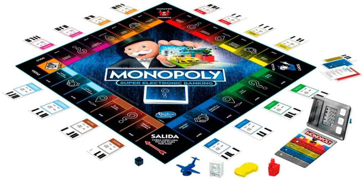 Monopoly Su%CC%81per Recompensas barato SuperChollos