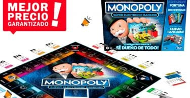 oferta Monopoly Su%CC%81per Recompensas barato SuperChollos