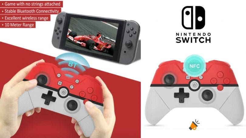 oferta mando nintendo switch nfc barato SuperChollos