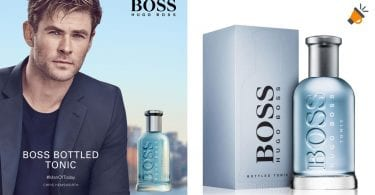 oferta Hugo Boss Bottled Tonic barata SuperChollos