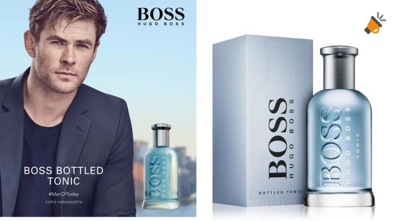 oferta Hugo Boss Bottled Tonic barata SuperChollos