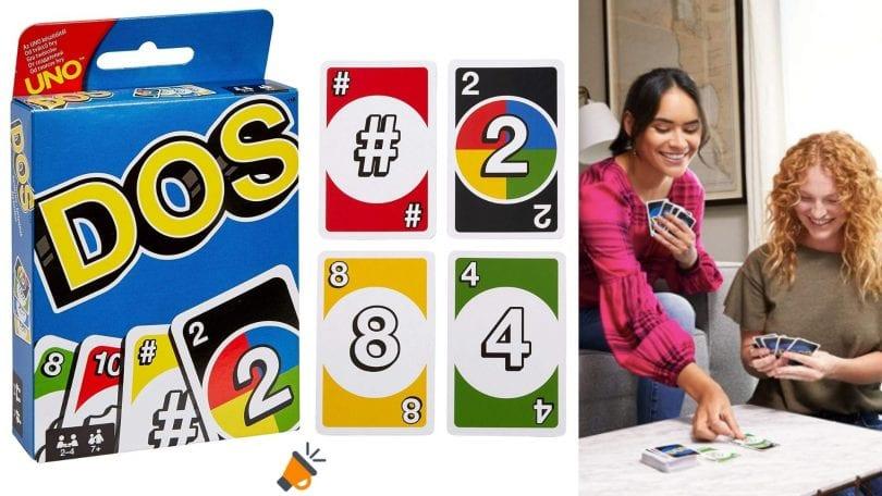 oferta dos juego cartas barato SuperChollos