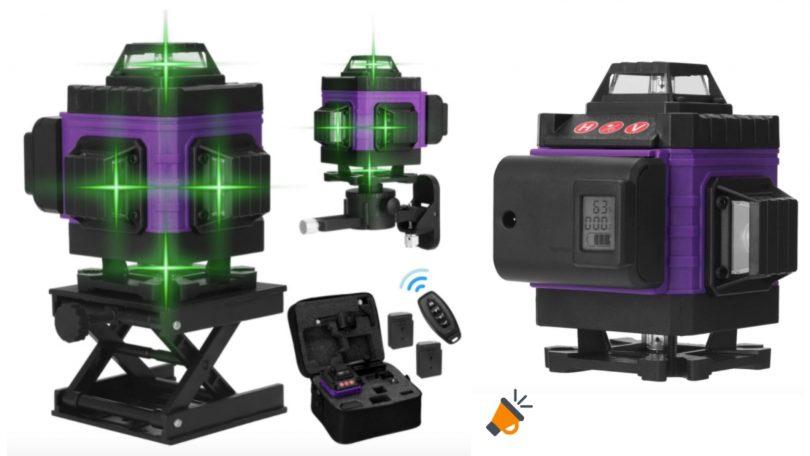 oferta nivel laser barato SuperChollos