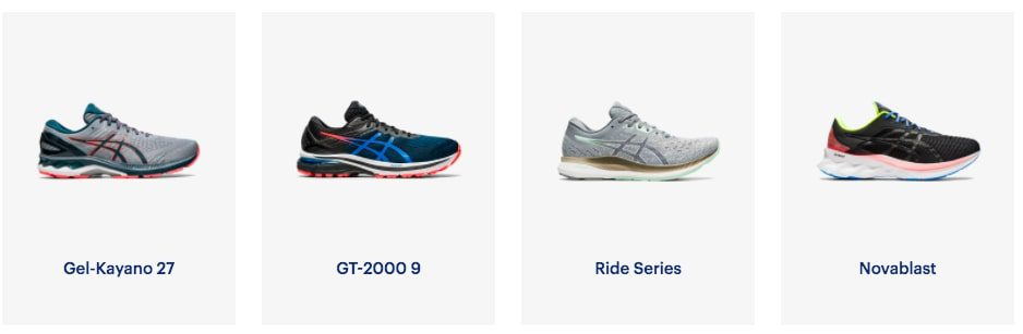 Ofertas Asics en SportShoes SuperChollos
