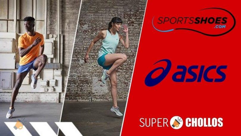 ofertas sportshoes asics SuperChollos