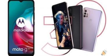 oferta Motorola Moto G30 barato SuperChollos