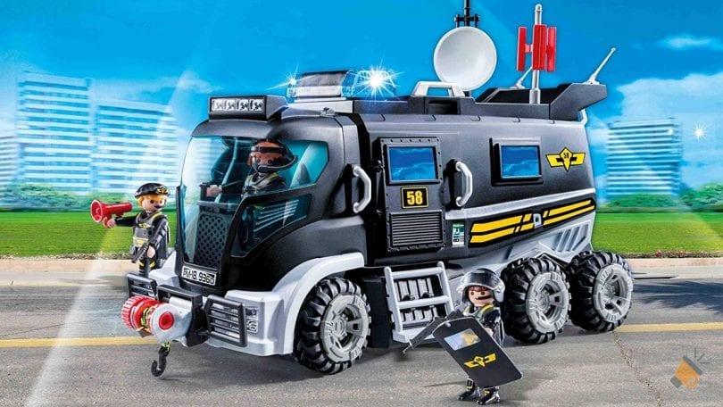 oferta Fuerzas Especiales Playmobil City Action barato SuperChollos