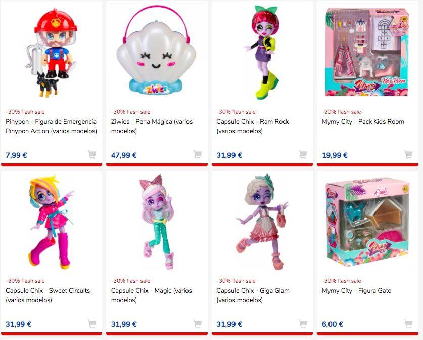Flash Sale ToysRus barato3 SuperChollos