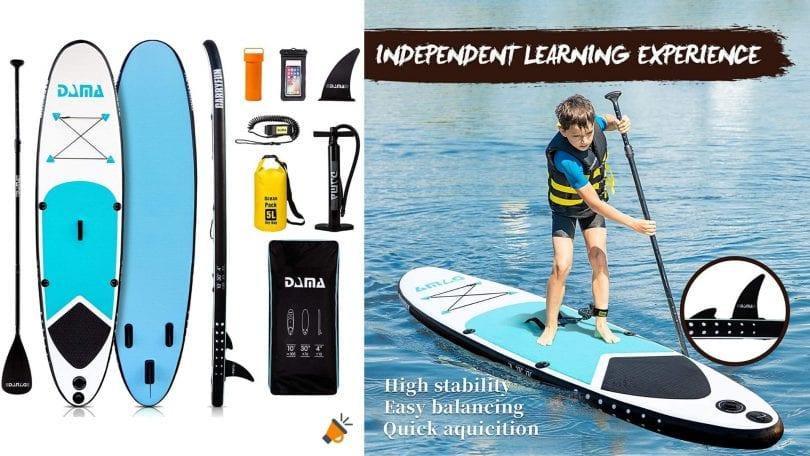 oferta dama tabla surf principiantes barata SuperChollos