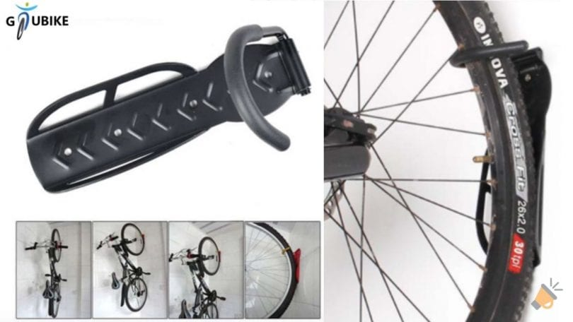 oferta soporte de pared para bicicleta de GTuBike barato SuperChollos