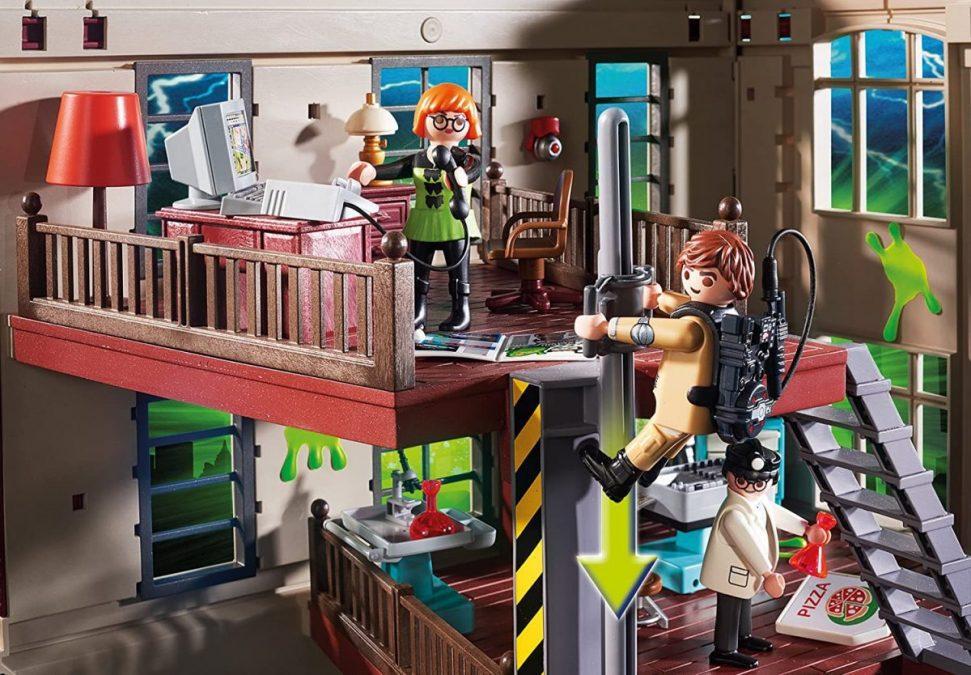 Parque de Bomberos Ghostbusters barato scaled SuperChollos