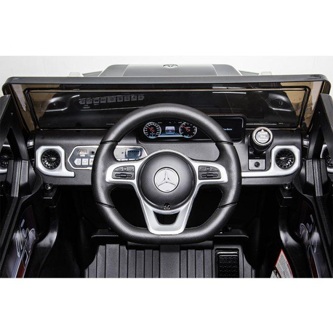 Coche ele%CC%81ctrico Mercedes G500 barato SuperChollos