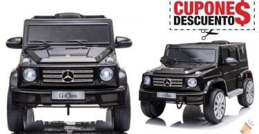 oferta Mercedes G500 barato SuperChollos