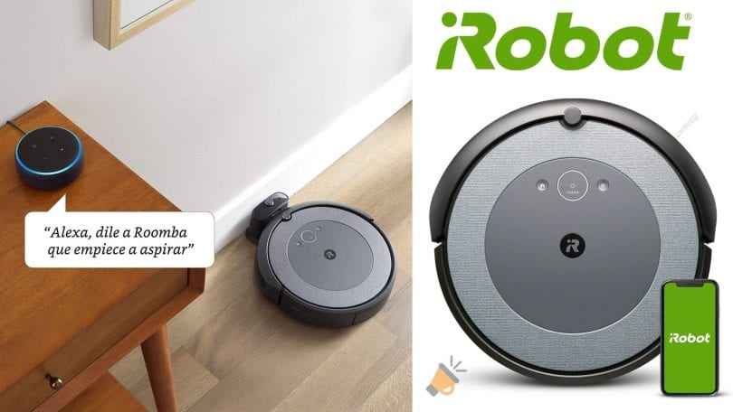 oferta iRobot Roomba i3152 barato SuperChollos