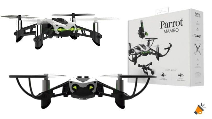 oferta drone Parrot MAMBO barato SuperChollos