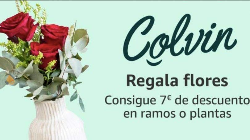amazon flores colvin baratas SuperChollos