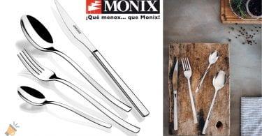 oferta cuberteria Monix Ge%CC%81nova barata SuperChollos