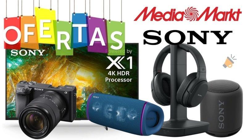 Ofertas Sony en MediaMarkt SuperChollos