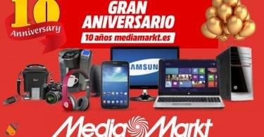 ofertas aniversario mediamarkt SuperChollos