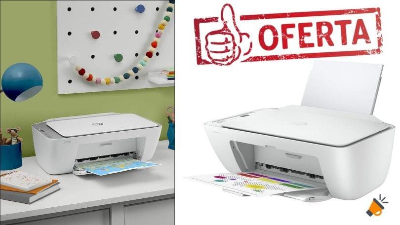 oferta HP DeskJet 2710 barata SuperChollos