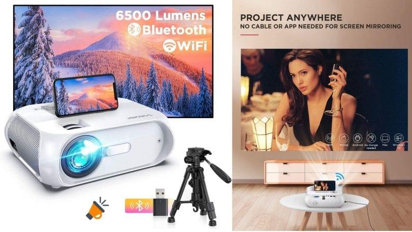 oferta proyector boomaker ES S5 barato SuperChollos