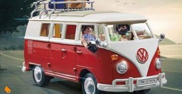 oferta Volkswagen T1 Camping Bus barato SuperChollos