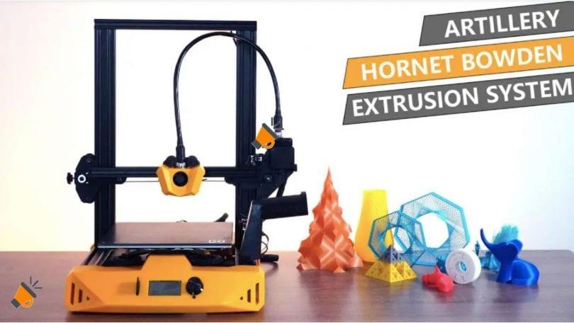 Impresora 3D Artillery Hornet barata SuperChollos