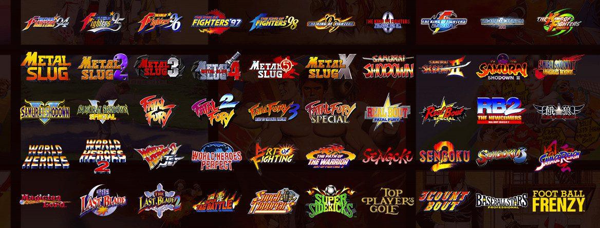 SNK NeoGeo MVSX juegos SuperChollos