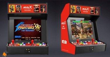oferta SNIK Neo Geo MVSX barata SuperChollos