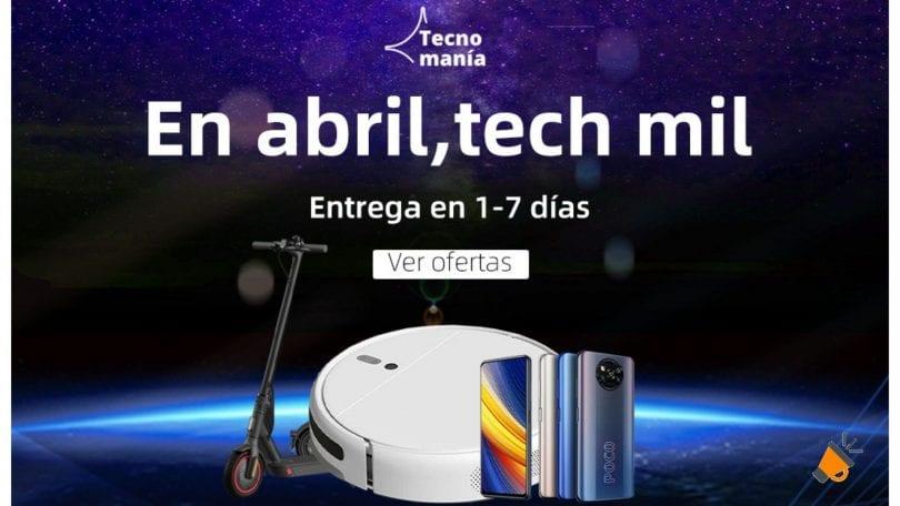 aliexpress techmania SuperChollos