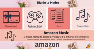 ofertas amazon dia de la madre SuperChollos