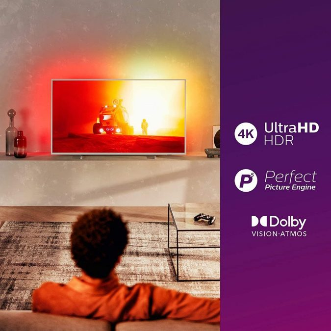 Philips Ambilight 55PUS7855 barata scaled SuperChollos