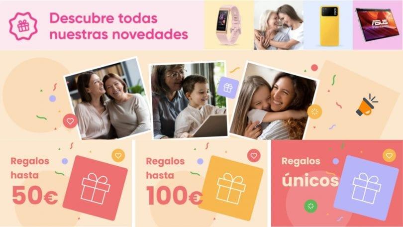 ofertas dia de la madre pccomponentes SuperChollos