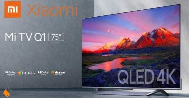 oferta Xiaomi Mi TV Q1 barato SuperChollos