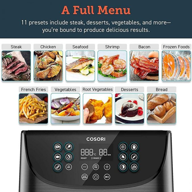 Cosori Air Fryer barata scaled SuperChollos