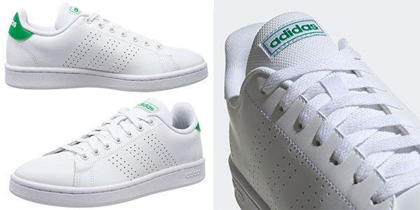 Zapatillas Adidas Advantage baratas SuperChollos