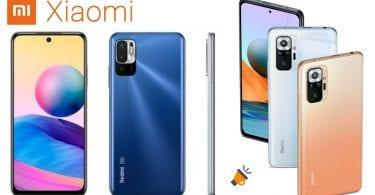 oferta xiaomi Redmi Note 10 5G barato SuperChollos