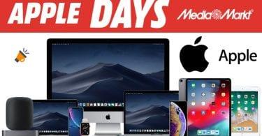 ofertas apple days media markt SuperChollos