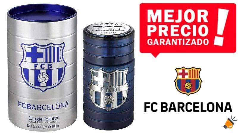 oferta colonia fcb barcelona barata SuperChollos