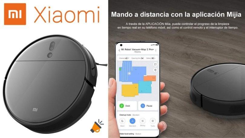 oferta Xiaomi Mi Robot Vacuum Mop 2 Pro barato SuperChollos