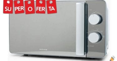 oferta Microondas IKOHS MW700M barato SuperChollos