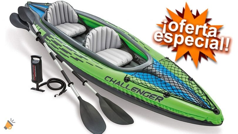 oferta kayak Intex 68306NP barato SuperChollos