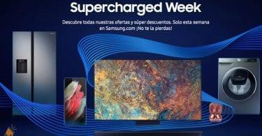 ofertas samsung Supercharged Week SuperChollos