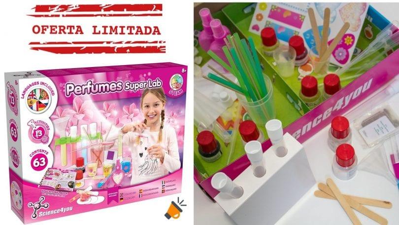 oferta Science4you Fa%CC%81brica de Perfumes barata SuperChollos