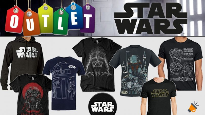 ofertas outlet star wars SuperChollos