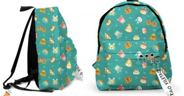 oferta mochila animal crossing barata SuperChollos